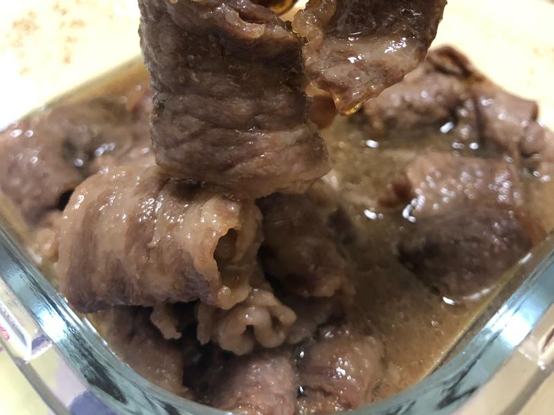 純牛肉壽喜燒-小波版