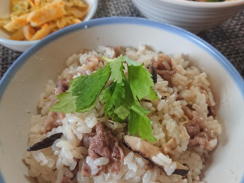 飛利浦萬用鍋麻油羊肉飯/雞飯<金小萬>