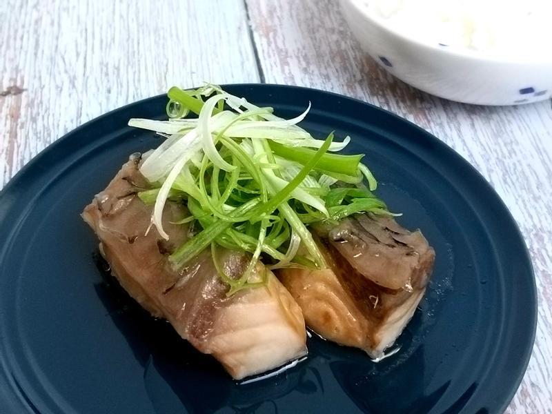 清蒸鮮魚~虎牌微電腦炊飯電子鍋同時料理