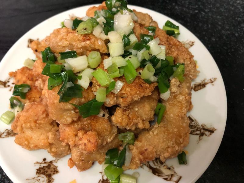 台式鹽酥雞(少油版