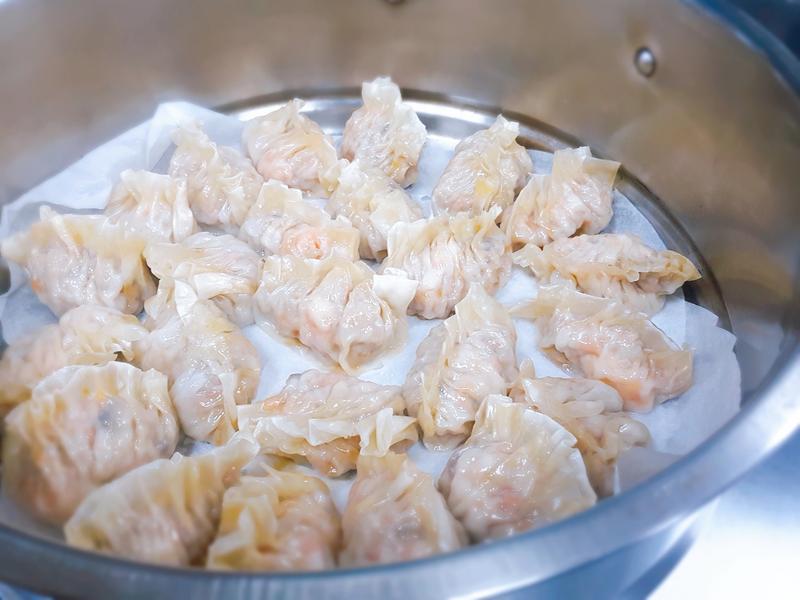 香茜魚翅餃