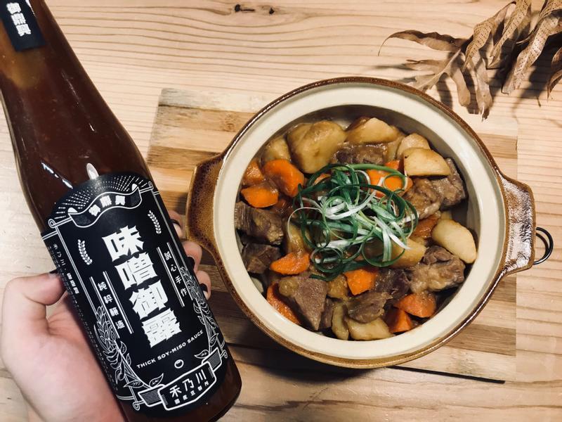 味噌御露馬鈴薯燉肉|禾乃川小廚房