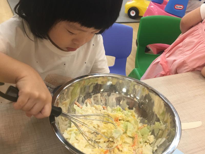 日式大阪燒/寶寶小孩/手指食物/副食品