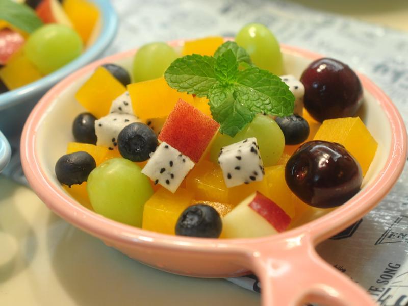 水果南瓜凍