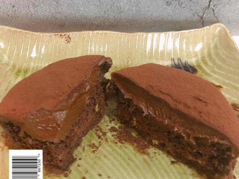 生酮版生巧克力蛋糕