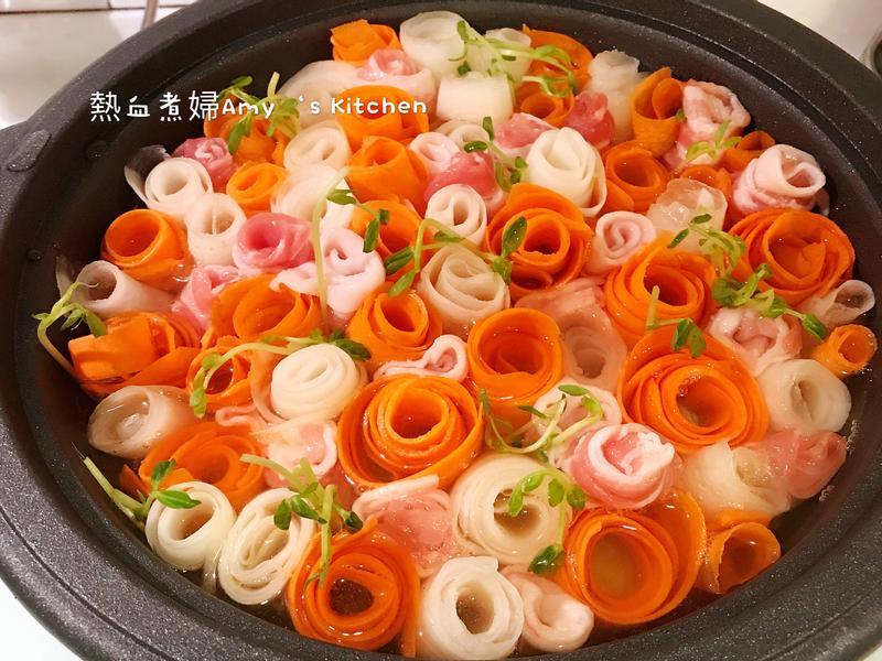 日本花畑鍋