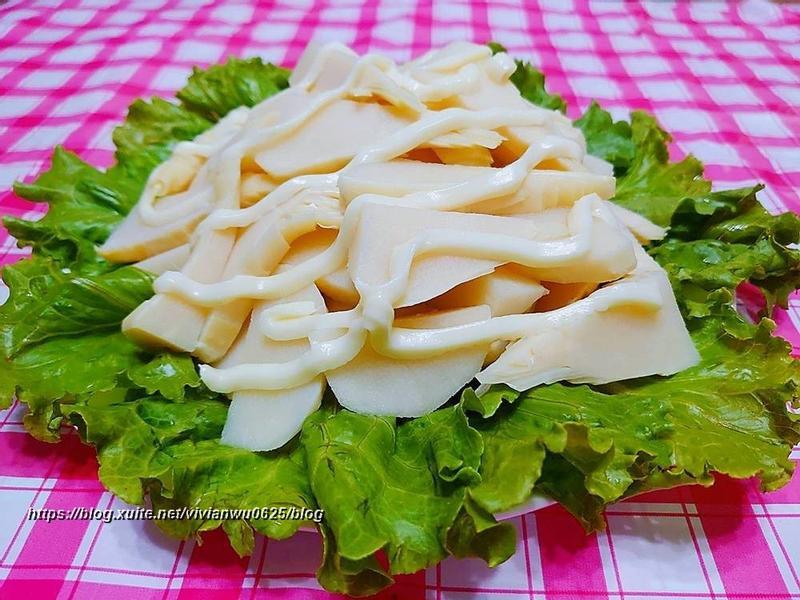 家常菜~涼拌竹筍