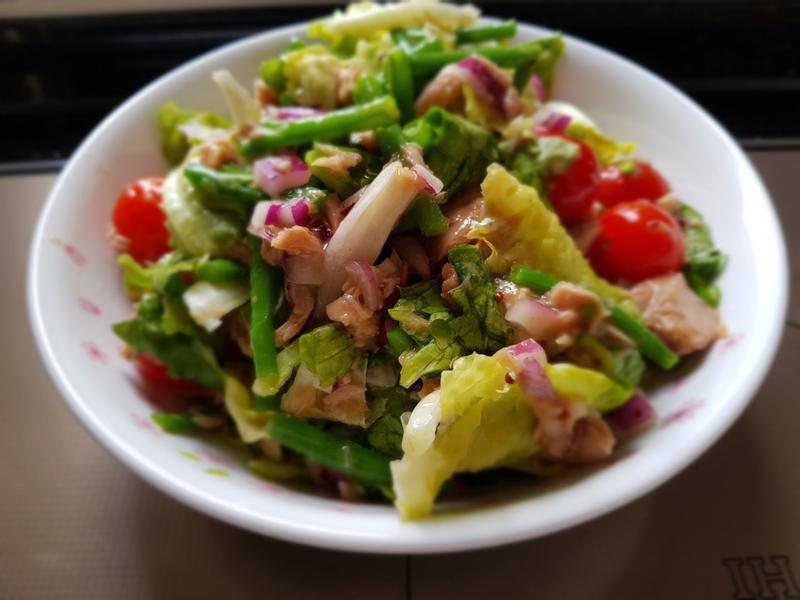 《小魔小廚》Salad Nicoise