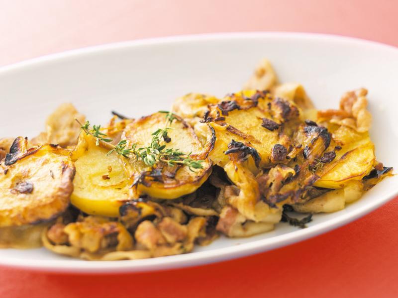 香瓦隆式燉豬肉馬鈴薯