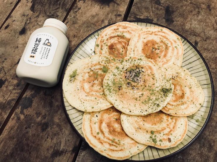 豆漿鬆餅|禾乃川小廚房