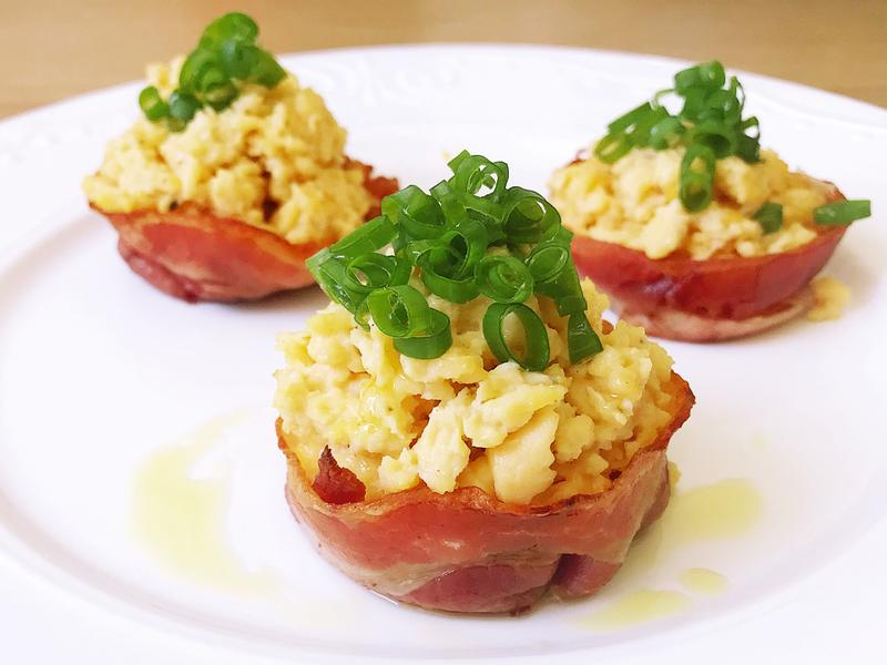 培根蛋塔(早午餐/減醣)