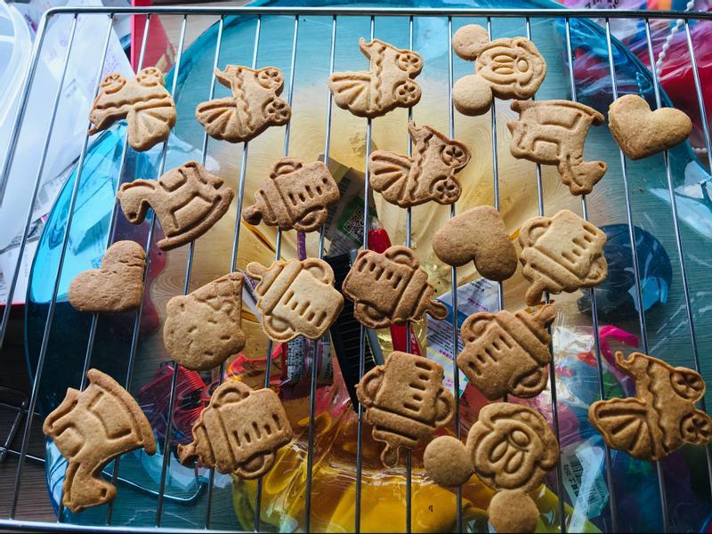 不死甜造型餅乾