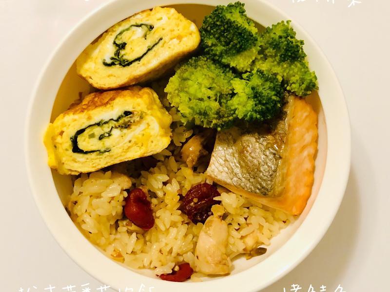 親子共食_松本茸番茄炊飯