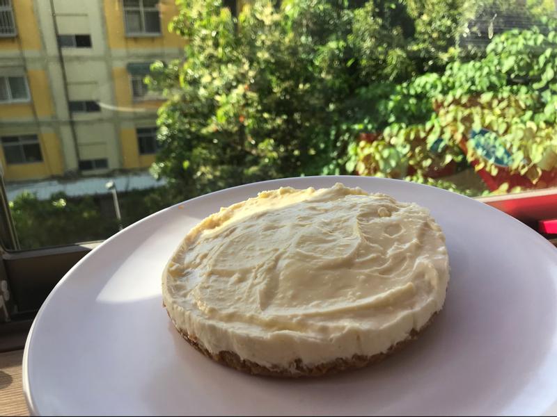 初學者也上手之檸檬香起士蛋糕(免烤箱)