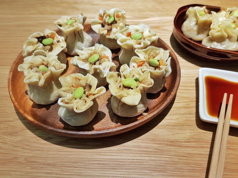 香菇糯米燒賣