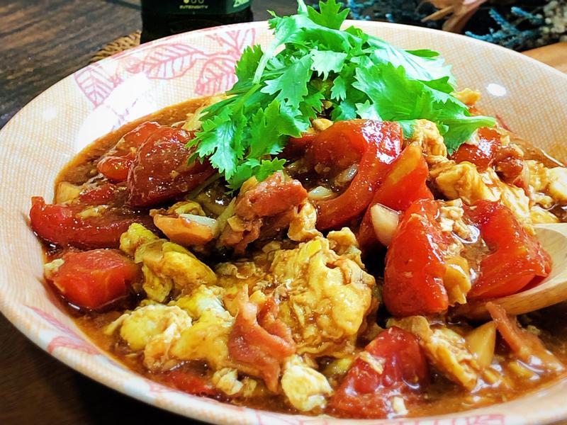 照燒番茄炒蛋