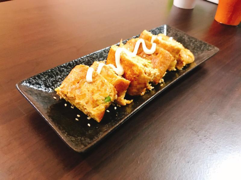 韓式鮪魚煎蛋捲