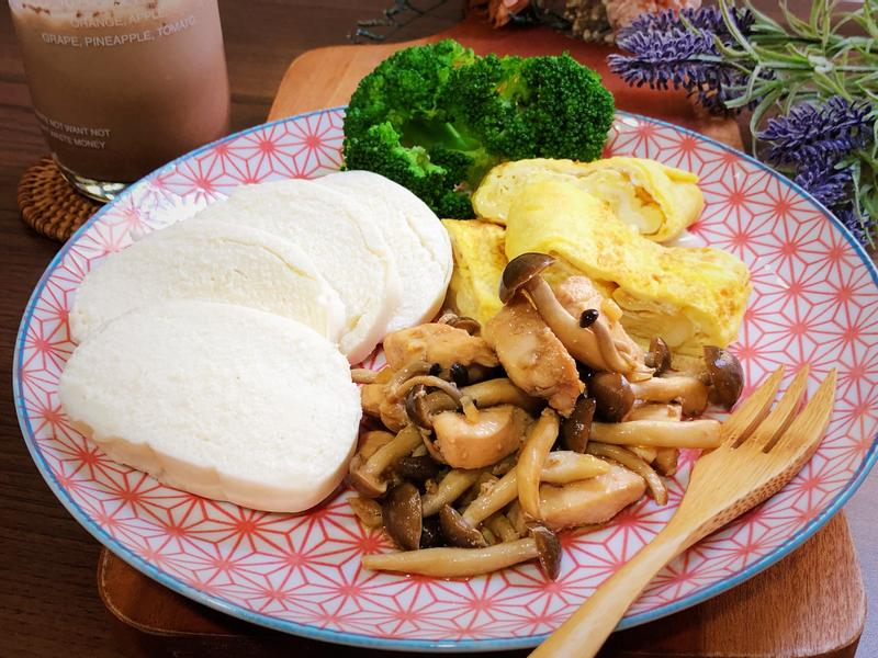 奶油嫩菇雞 - 好菇道營養料理