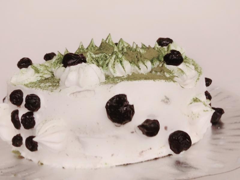 抹茶紅豆蛋糕(108/8/14上傳)