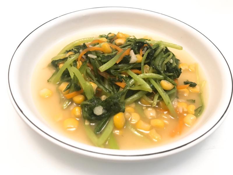 👩🏻🍳溫室A菜炒玉米