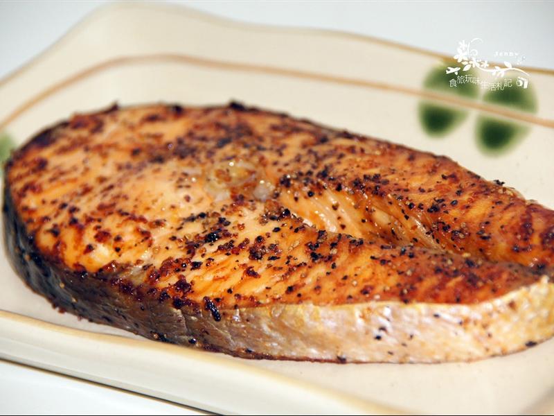 【氣炸鍋料理】鮭魚片