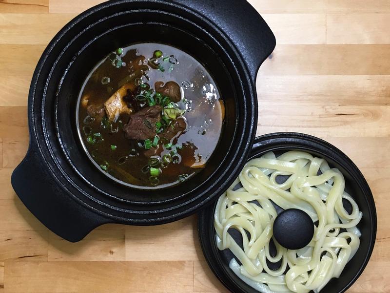 刀削牛肉麵