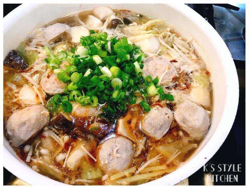 古早味魚肚飯湯(清冰箱好料理)