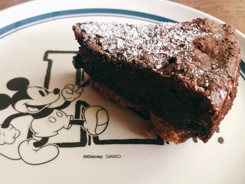 【減糖】餅乾底巧克力蛋糕