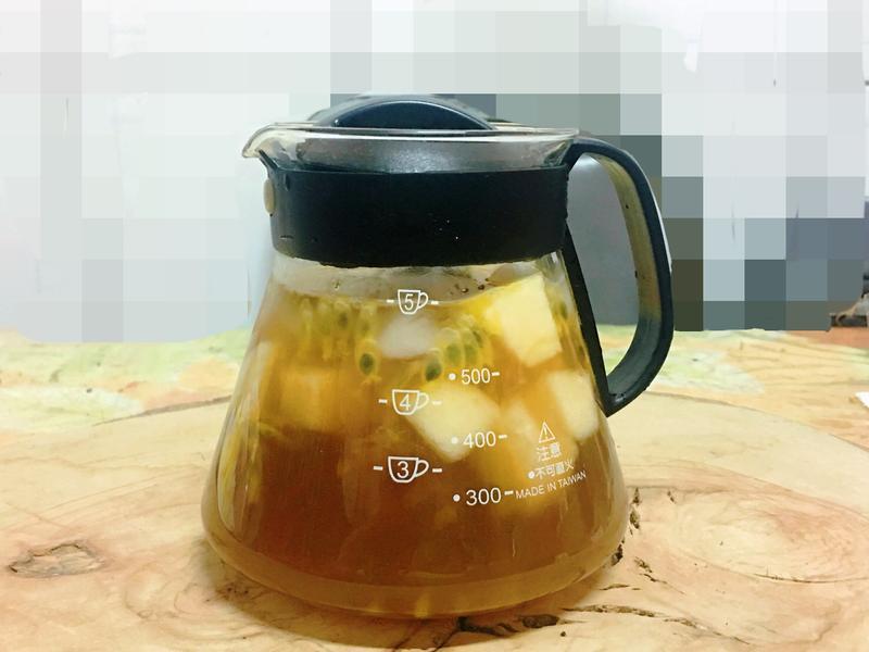 《料理簡單做》夏日水果茶