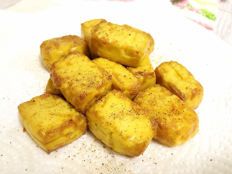 煎雞蛋豆腐-全國電子民族DC氣炸鍋