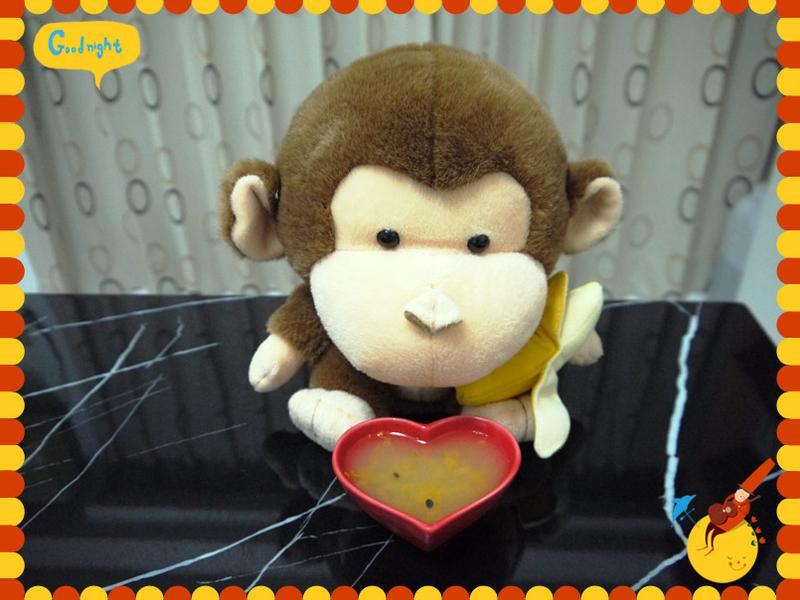[小P猴] 香甜百香果凍