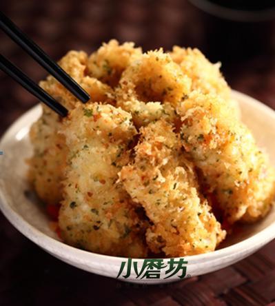 【小磨坊】酥炸蕎麥花枝