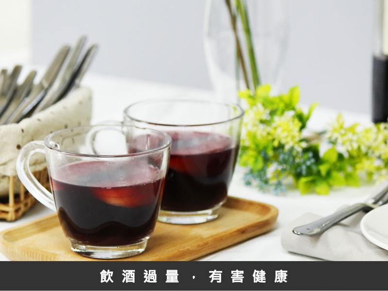 在家也能輕鬆做,10分鐘煮好香料熱紅酒