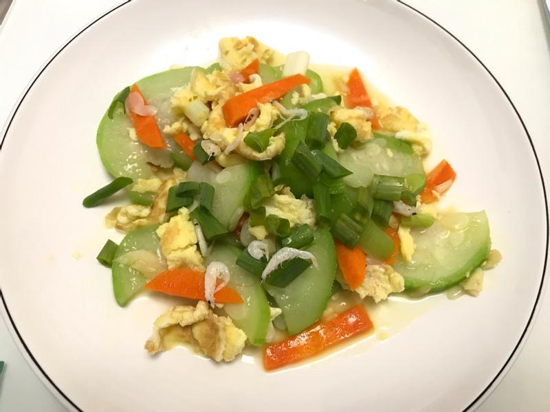 👩🏻🍳絲瓜炒蛋