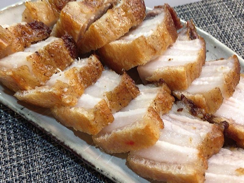 氣炸脆皮燒肉