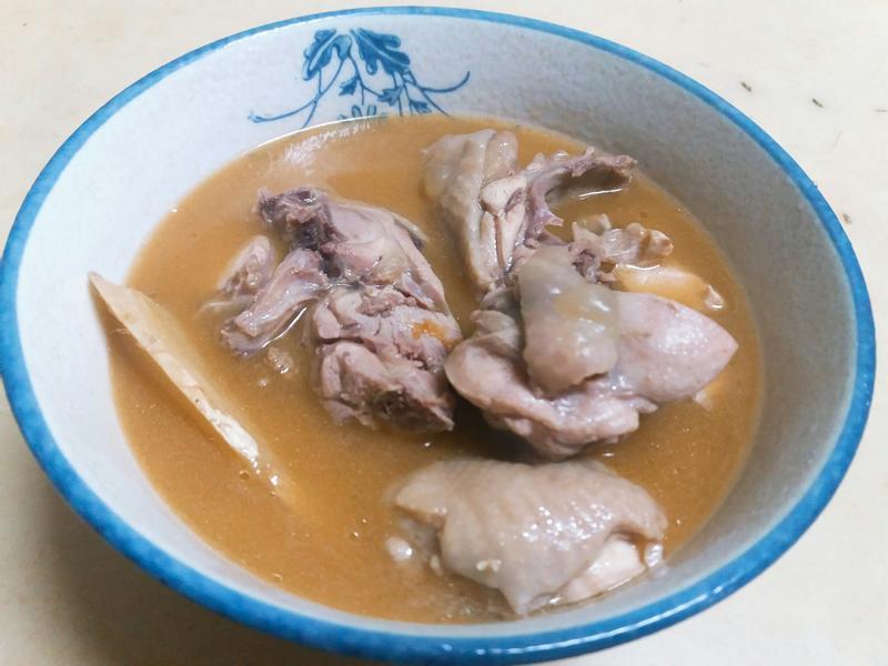 補冬~麻油雞