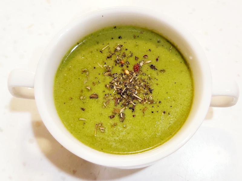 低醣生酮💕能量鮮蔬蛤蜊巧達湯