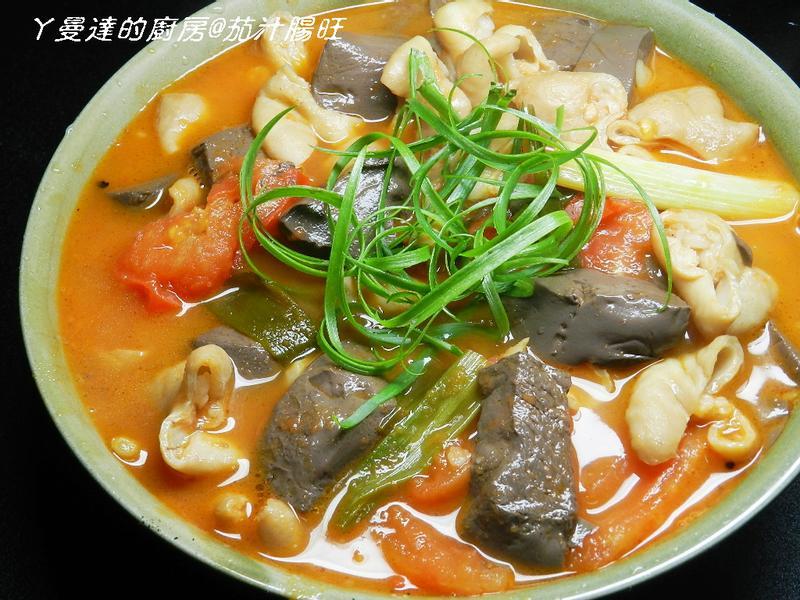 ㄚ曼達的廚房~亨氏番茄醬 100% 純天然~茄汁腸旺