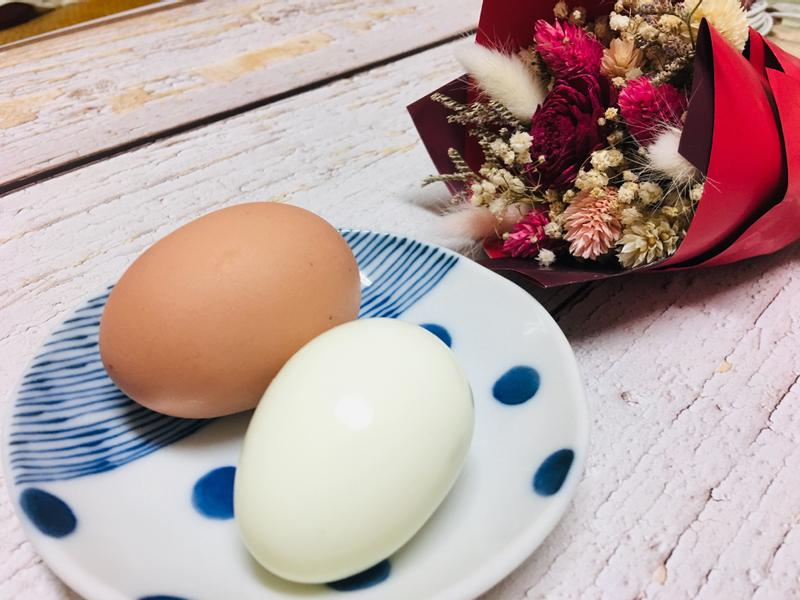 軟Q的白煮蛋~