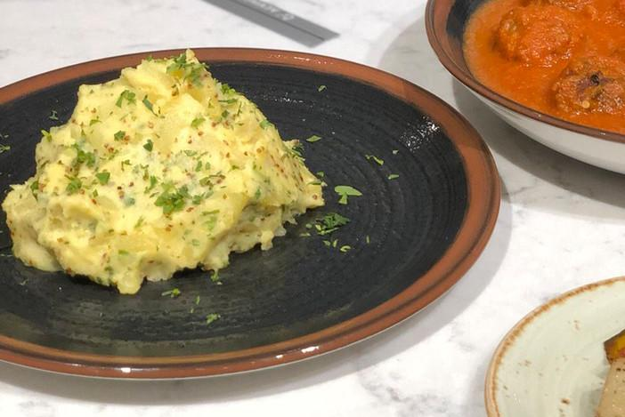 芥末馬鈴薯沙拉