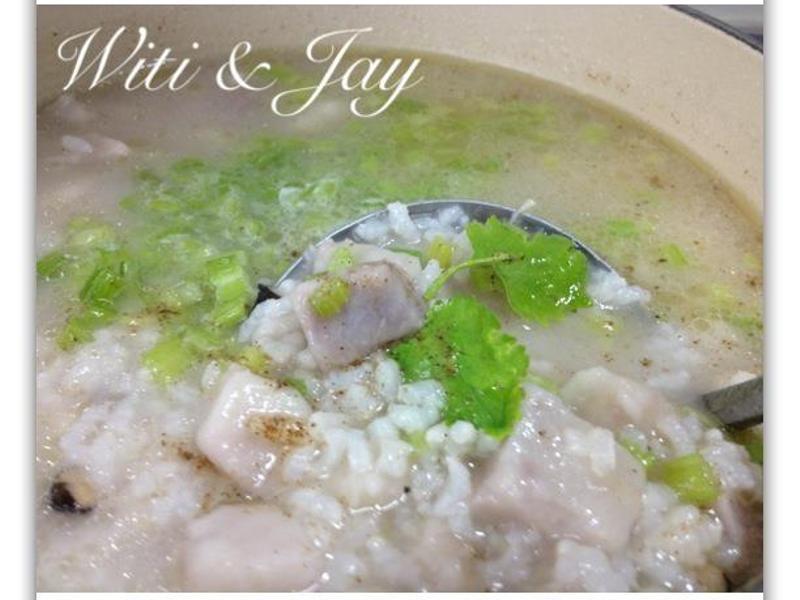 [Witi✿Kitchen]LC香菇芋頭粥