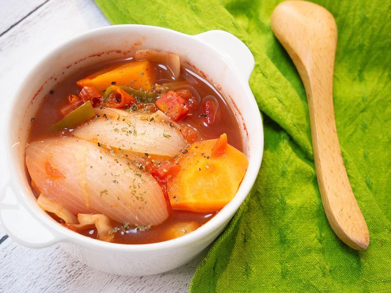 番茄減肥湯 低卡路里湯品