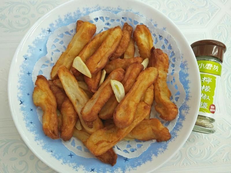 飛利浦氣炸鍋-檸檬椒鹽甜不辣-東寧門市
