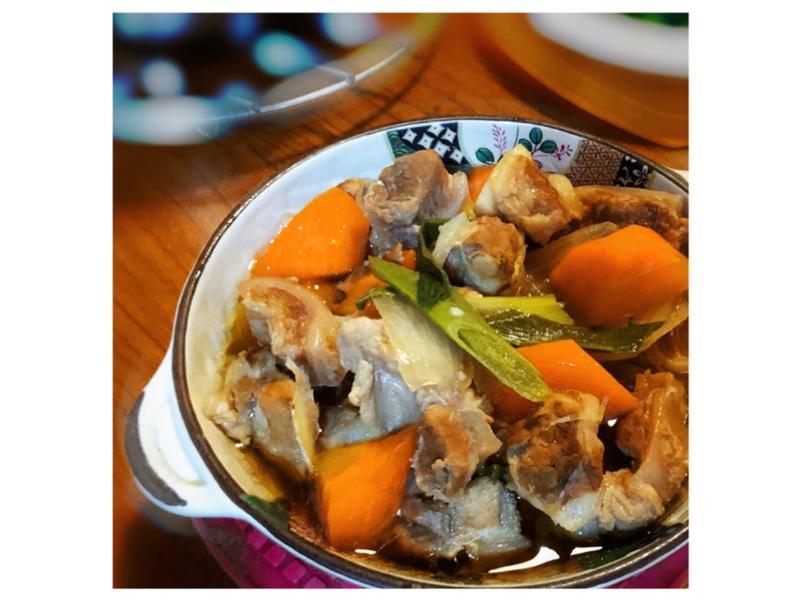 味噌滷豬軟骨