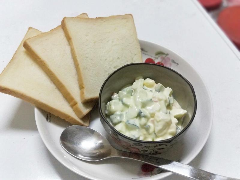 馬鈴薯蛋沙拉(簡單手作)
