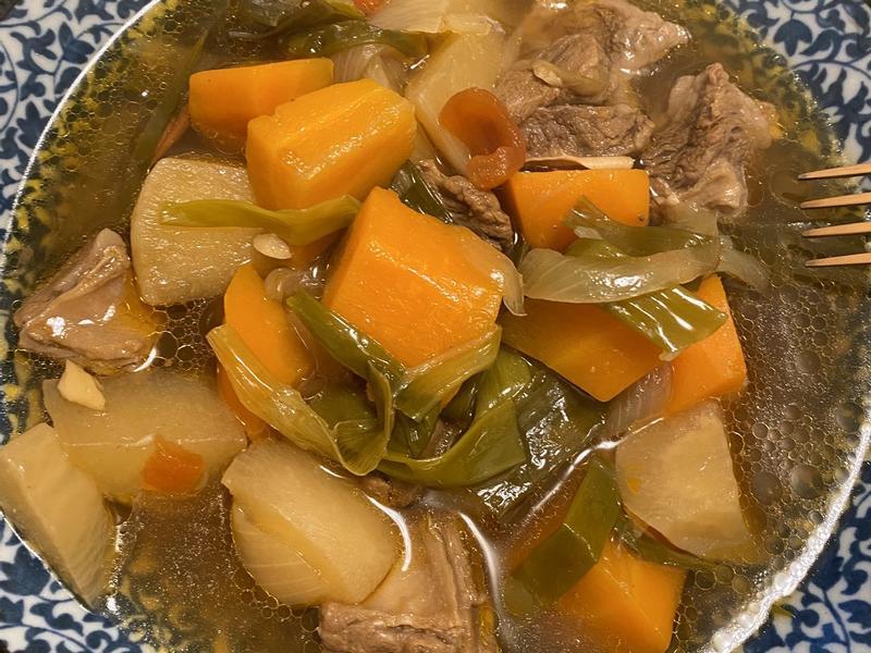 木木作羹湯|紅燒牛肉 滷牛肋條 番茄洋蔥