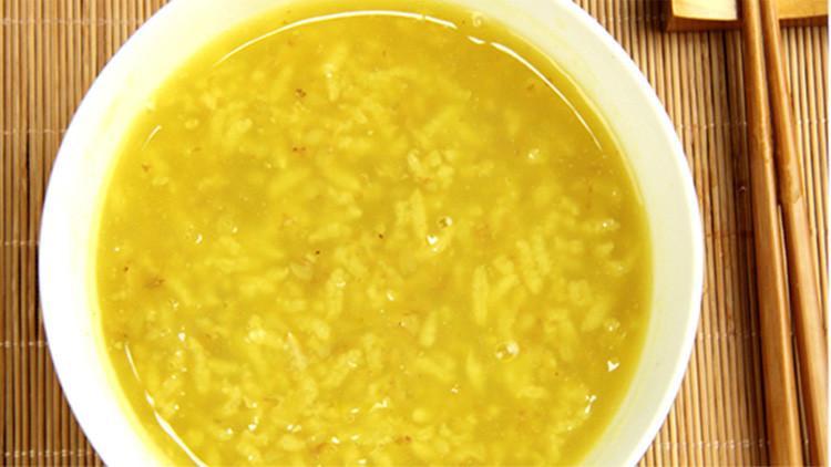 燕麦苦荞米粥