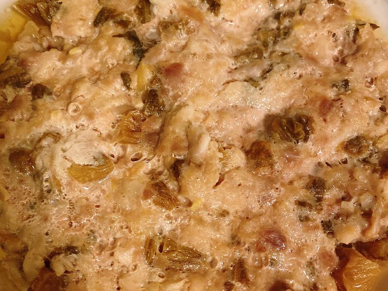 梅菜蒸豬肉餅