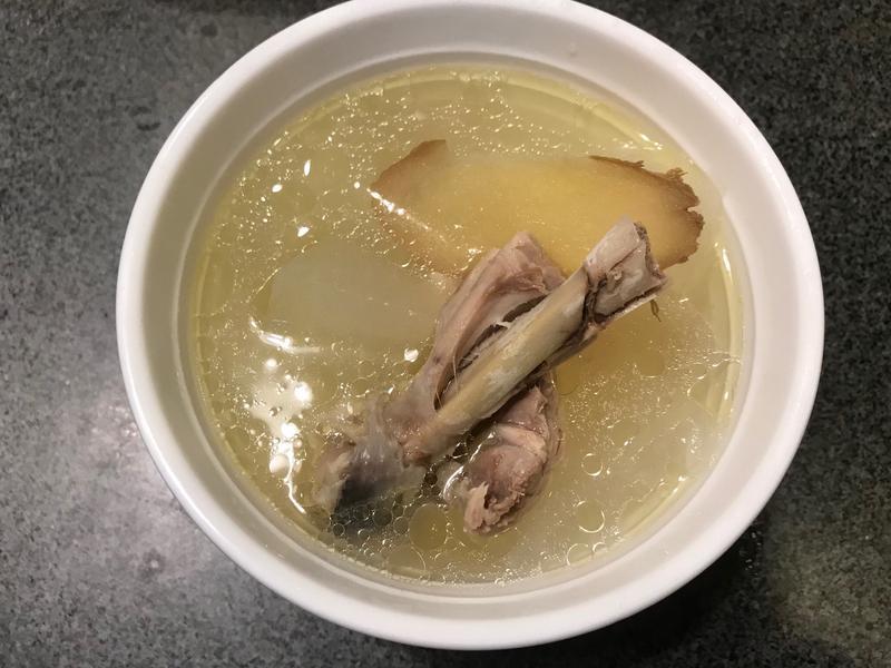 薑片冬瓜雞湯