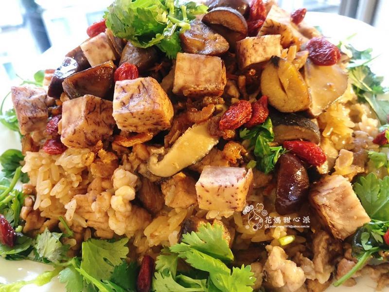 黃金蝦油飯(年菜料理)